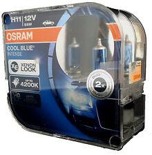 Osram H11 CoolBlue INTENSE 4200K + 20% mehr Licht PGJ19-2 2st 64211CBI-HCB