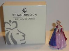 Royal Doulton Miniature Ladies Series Bess With Box 2004 M210
