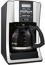 Automatic Coffee Maker Brew 12-Cup Stainless Steel Electric Programmable Kitchen