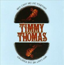 Why Can't We Live Together by Timmy Thomas (CD, Sep-2013, BBR (UK))