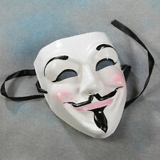 Venetian Mask Face Guy Fawkes Carnival Masquerade Ball Party Wall Decor Art New