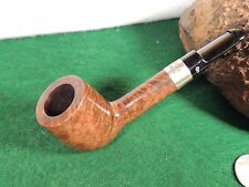 UNSMOKED HALL MARK 1997 PETERSON STERLING SILVER  NOSE WARMER LOVAT SMOOTH