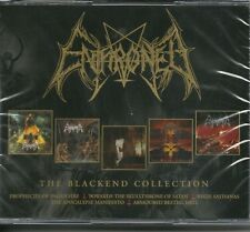ENTHRONED-THE BLACKEND COLLECTION-BOX SET 4 CDS-black-metal-marduk-setherial