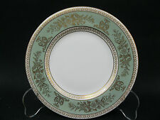 "Wedgwood Bone China~Columbia Gold~Sage Green~Bread and Butter Plate 6""~Perfect"