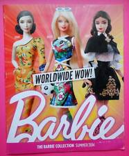 Barbie Collection Summer 2014 Catalogue/Catalog~New