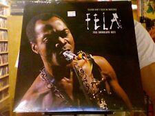 Fela Anikulapo Kuti Teacher Don't Teach Me Nonsense LP sealed vinyl RE