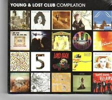 (FK167) Young & Lost Club, Compilation - 5th Anniversary sealed double CD