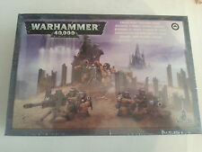 WARHAMMER 40K ASTRA MILITARUM CADIAN HEAVY WEAPONS SQUAD - NEW AND SEALED