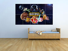 Star Wars Angry Birds - 01 - KIDS - Massive Wall Poster/Picture/Art