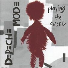 Playing the Angel Depeche Mode Audio CD