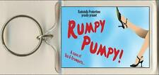 Rumpy Pumpy. The Musical. Keyring / Bag Tag.