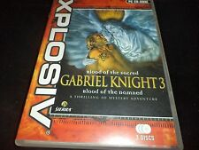 Gabriel Knight 3 - Blood of the Sacred Damned   pc game