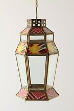 "New Anthropologie Bungalow Curtains Lantern 11H"" x 6W"" AKA Scheherazade Lantern"