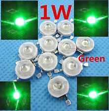 Wholesale 1W High Power LED Lamp Beads Red,Blue,Green,Yellow Light Bulbs 1watt