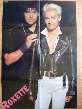 POSTER  *Roxette / Axl Rose*