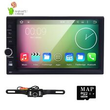 "2din 7"" Android 5.1 Car GPS Stereo Radio DAB+ TV NO DVD WIFi-3G Bluetooth+camera"