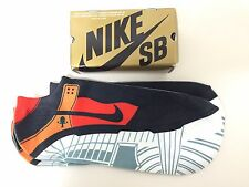 Nike Dunk SB Rayguns Edition Socks -COOL RUN FREE JANOSKI-