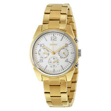 DKNY Crosby Multi-Function Silver Dial Ladies Watch NY2471