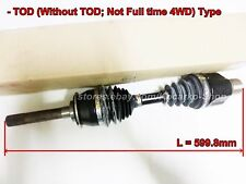 OEM Front Axle Shaft ASSY for Part Time Ssangyong Rexton 2002-2006  #4130008012