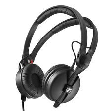 SENNHEISER-HD 25 BLACK