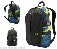 Reebok Backpack Sports Laptop School Gym College Unisex Travel Bag Rucksack NEW