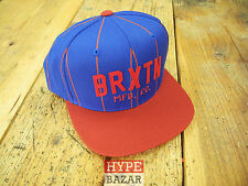 BRIXTON | ARDEN SNAPBACK CAP NEU FARBE:ROYAL-RED | BRIXTON SUPPLY CO - FRESH