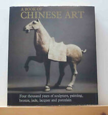 A Book of Chinese Art 1966 Hajek HCDJ Bronze Jade Ceramics Porcelain Paintings