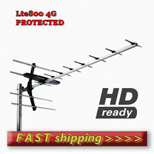 Digital Terrestrial UHF Wideband Aerial 12 Element- Free TV - Saorview - Outdoor