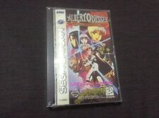 Albert Odyssey Legend Of Eldean - SEGA Saturn NTSC-U US Import - New Sealed