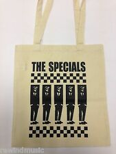 THE SPECIALS COTTON TOTE BAG