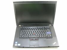 "Lenovo ThinkPad T520 15.6"" Laptop/Notebook 2.5GHz Core i5 2GB DDR3 DVDRW"
