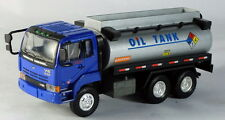 Oil Tank Truck Nissian Diesel V8 340 scale model 1:50 die cast