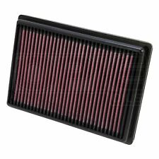 K&N Replacement Air Filter - 33-2476 - Performance Panel - Genuine Part