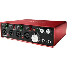 FOCUSRITE - SCARLETT 18i8 (2nd Gen)