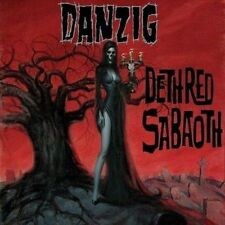 Deth Red Sabaoth by Danzig (CD, Jun-2010, AFM (USA))