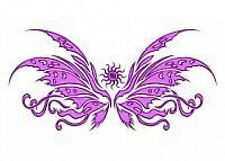 TRIBAL BUTTERFLY TEMPORARY TATTOO