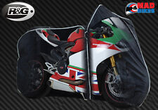 R&G RACING SUPERBIKE MOTORCYCLE OUTDOOR RAIN COVER NEW 2014 MODEL