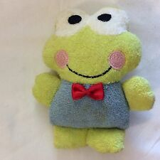 "Vintage Sanrio 1991 keroppi Plush 5""  stuffed animal rare"