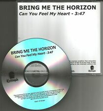 BRING ME THE HORIZON  Can you Feel My PROMO DJ CD Single I Killed the Prom Queen