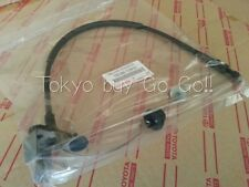Toyota Corolla Coupe AE86 RHD Accelerator Throttle Cable NEW Genuine OEM Parts