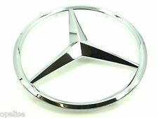 Genuine New MERCEDES GRILLE BADGE Front Emblem For ML W166 2011-2015