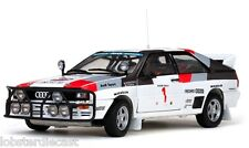 1983 AUDI QUATTRO A1 MOUTON #1 H4227 1/18 scale model SUN STAR / SUNSTAR