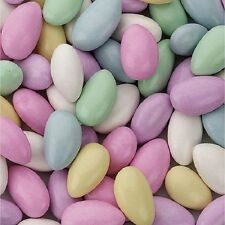 SUGAR COATED ALMONDS ASSORTED 1KG BULK-WEDDING BOMBONIERE BOXES CUPCAKE BOXES