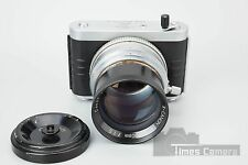 *Rare* Canon X-Ray CX-60 Camera with X-Canon 100mm f/1.5 Lens
