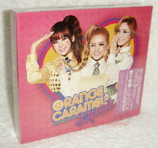 Orange Caramel Vol. 1 Lipstick Taiwan Ltd CD+DVD (After School) 14-trks