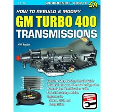 Car Tech How to Rebuild and Modify GM Turbo 400 Transmission