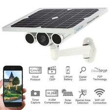 Wanscam Outdoor Solar&Battery Security IP Camera Wifi Home Surveillance Wireless