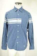uniform experiment MEN's Shirt White & Blue & Navy