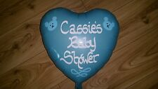 Personalised Helium Foil Balloon Baby Shower