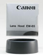 Canon parasol ew-65 para EF 2,0/35 2,8/28